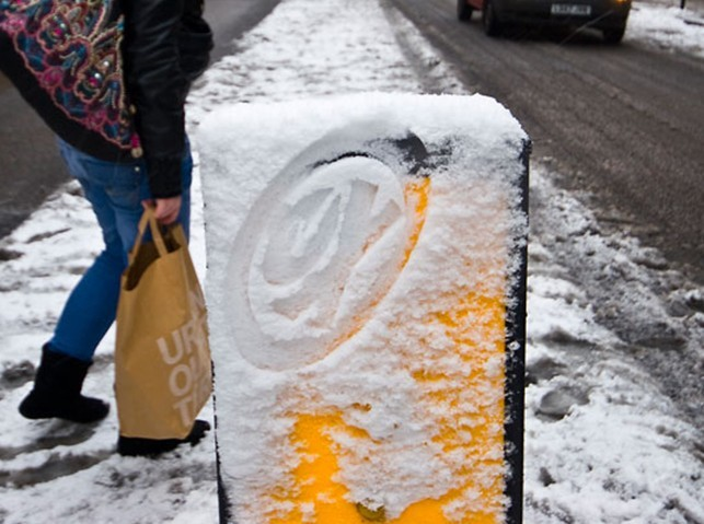 Snowtag 1